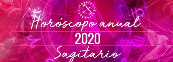 Horóscopo de Sagitario 2020
