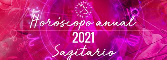 Horóscopo de Sagitario 2021