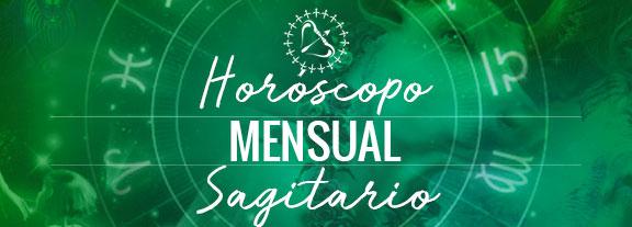 Horóscopo de Sagitario Mensual