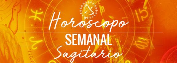 Horóscopo de Sagitario Semanal
